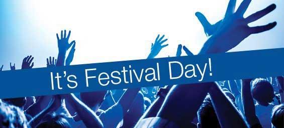 It's Festival Day!