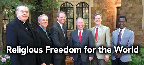 Religious Freedom for the World