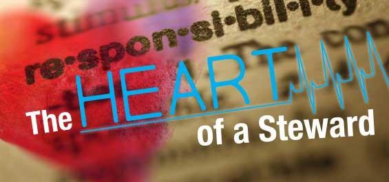 The Heart of a Steward