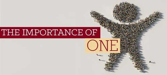 The Importance of One