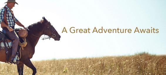 A Great Adventure Awaits
