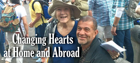 Changing Hearts at Home and Abroad