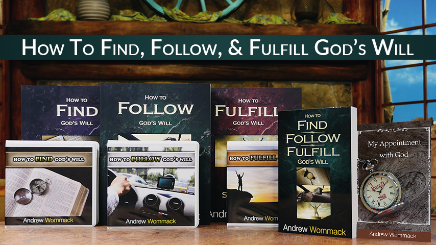 How to find, follow, and fulfill God's will product photos